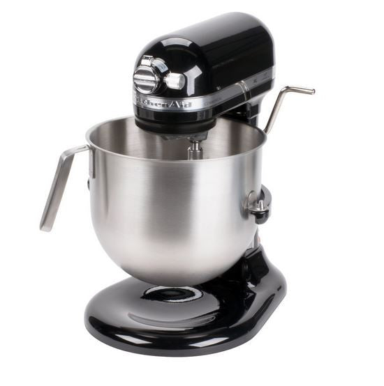 KitchenAid KSM8990 NSF 8 Qt. Bowl Lift Commercial Countertop Mixer, 120V, 1.3HP