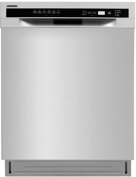 "Lycan (Thor Kitchen) 24"" Built-in Stainless Semi-Integrated Dishwasher"