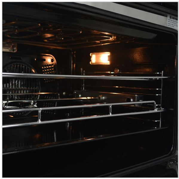 90cm Electric Kitchen Built-in Wall Oven, EuroDesign, Dual Convection, 3400W