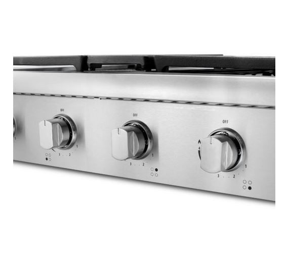 "30"" Thor Kitchen Stainless Steel Built-in Gas Rangetop with 4 Burners"