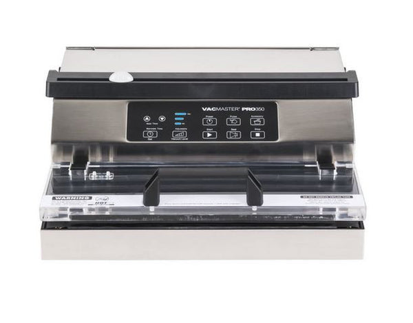 "VacMaster PRO 350 External Vacuum Packaging Machine with 12"" Seal Bar"