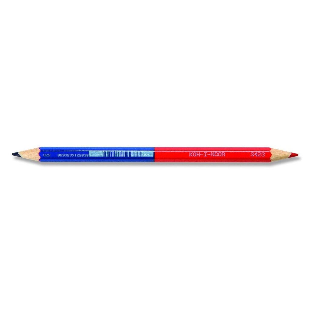 Editing Pencils Red & Blue