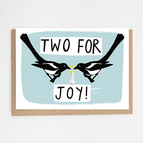 Two for Joy - Engagement