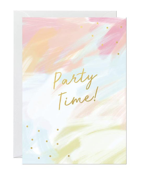 Party Time Card