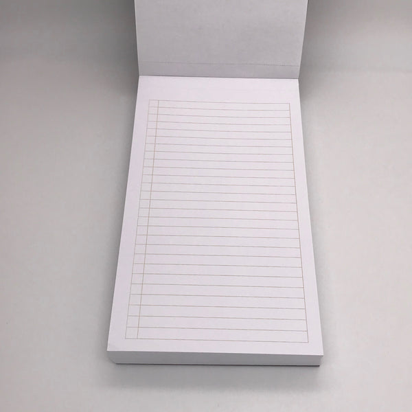 Chunky Notepad With Pen - Novel Ideas