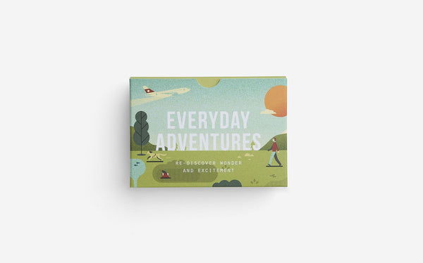Everyday Adventures Prompt Cards