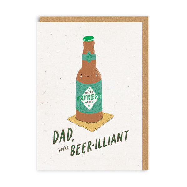 Beer-illiant Dad