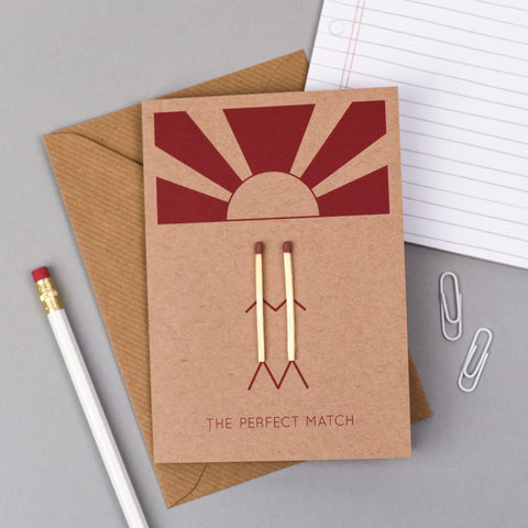 Perfect Match Card