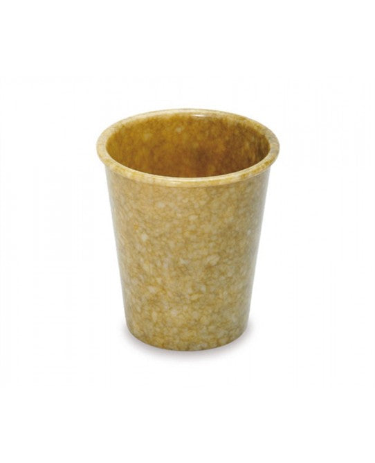 Hightide Marbled Pen Pot - Mustard