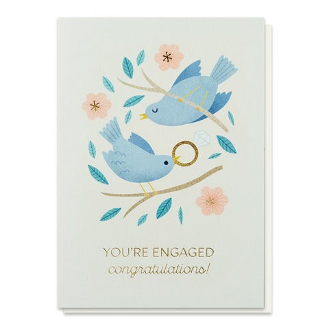 Engaged Birds