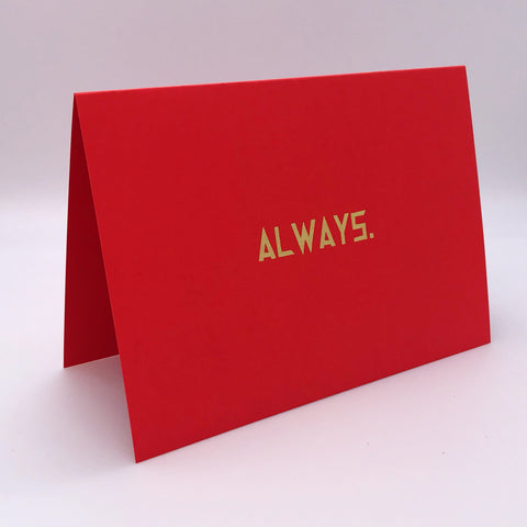 Always Card