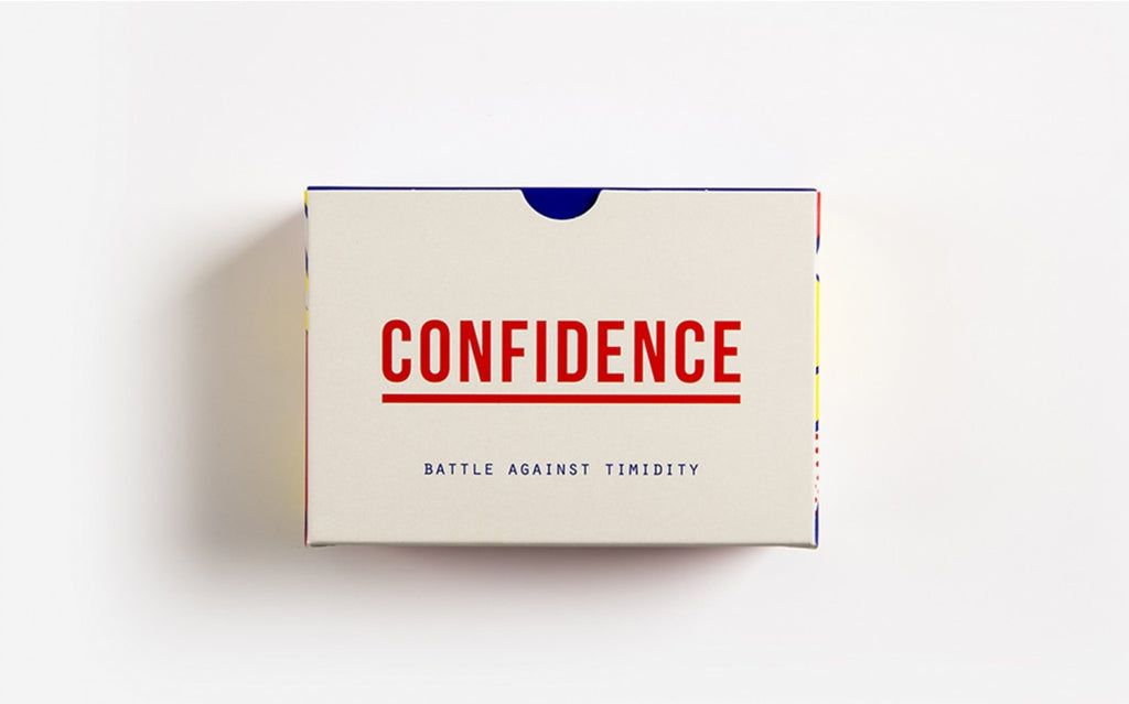 Confidence Prompt Cards