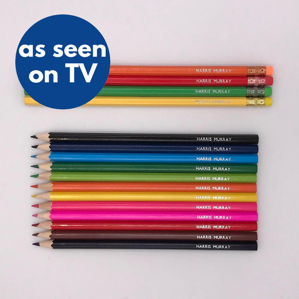 Pencil Personalisation Service