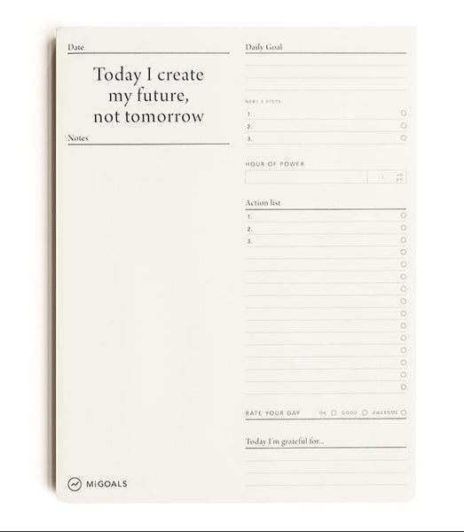 DESK PAD TO-DO-LIST A4