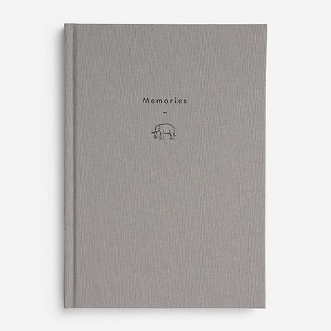 School of Life - Memories Notebook