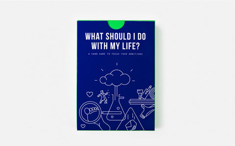 School of Life - What should I do with my life Card Game
