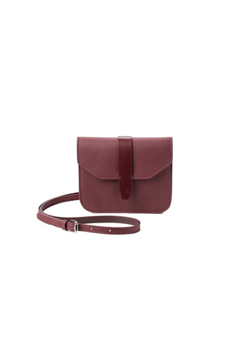 Granada Shoulder Bag Bordeaux