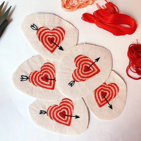 Made to Order ~ Bullseye Valentine