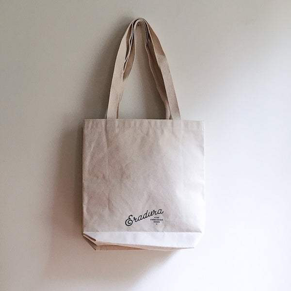 S E C O N D S ~ Embroidered Cowgirl Tote Bag