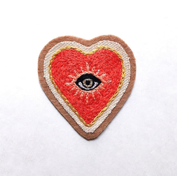 Heart Patch No.2