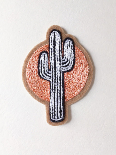Sunset Cactus Patch