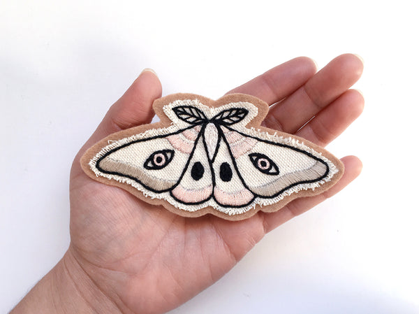 Light Moth Patch