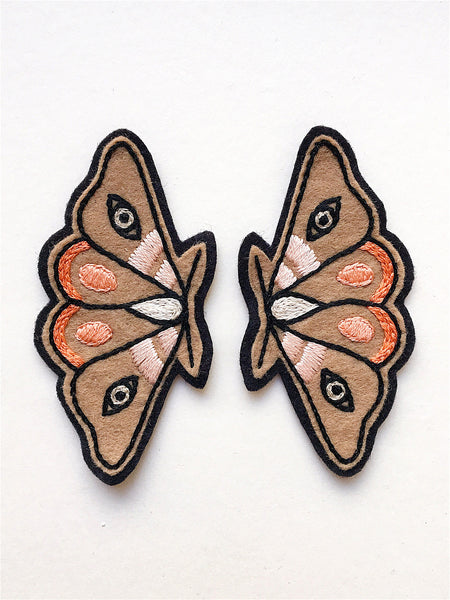 Desert Moth Patch