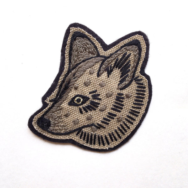 Desert Dog Patch