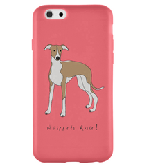 iPhone 6S Full Wrap Phone Case - Whippets Rule!