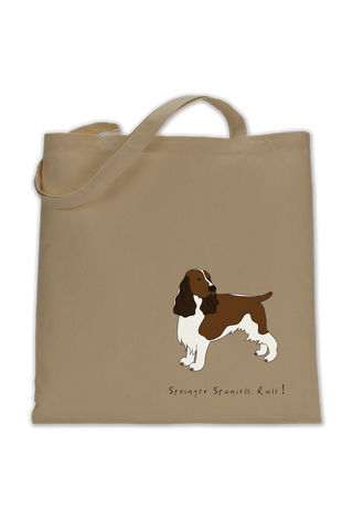 Shoulder Tote Bag - Rotweilers Rule!