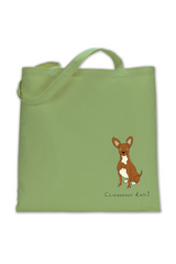 Shoulder Tote Bag - Chihuahuas Rule!
