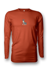 Mens Long Sleeve T-Shirt - Schnauzers Rule!