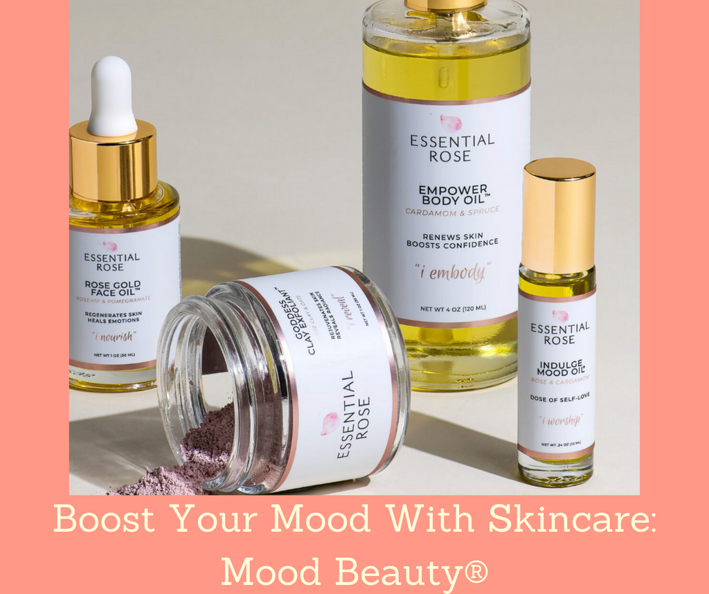 Boost Your Mood With Skincare: Mood Beauty®