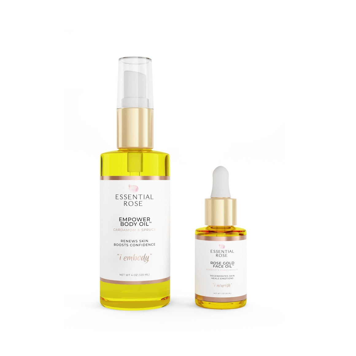 Deluxe Oil Set - Essential Rose Life