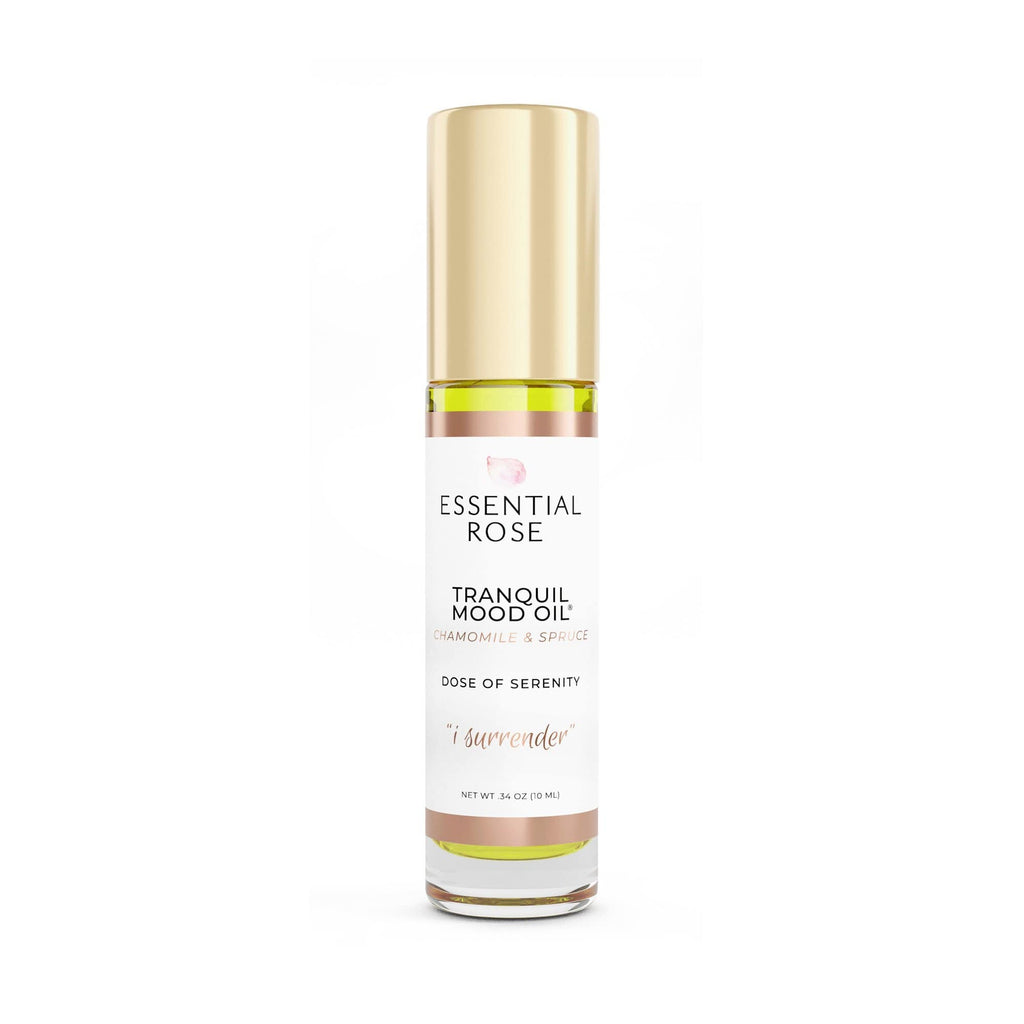 Essential Oil Roll On - Tranquil Mood - Essential Rose Life