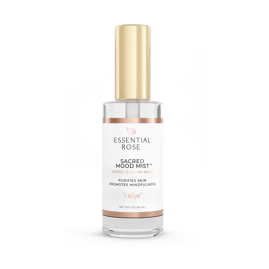 Hydrating Face Mist - Sacred Mood - Essential Rose Life