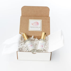 Mood Mist Set - Essential Rose Life