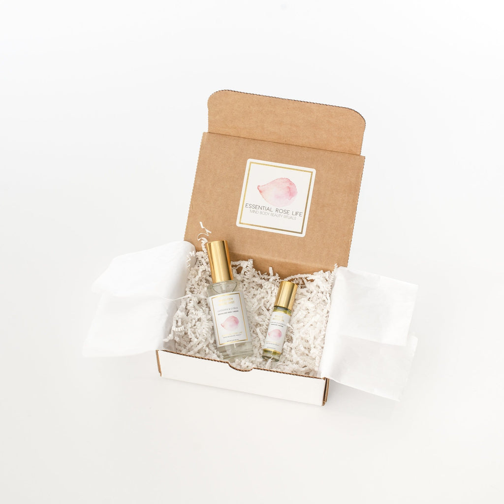 Soothe Mood Set - Essential Rose Life