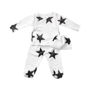 Black Bold Star Take Me Home Set