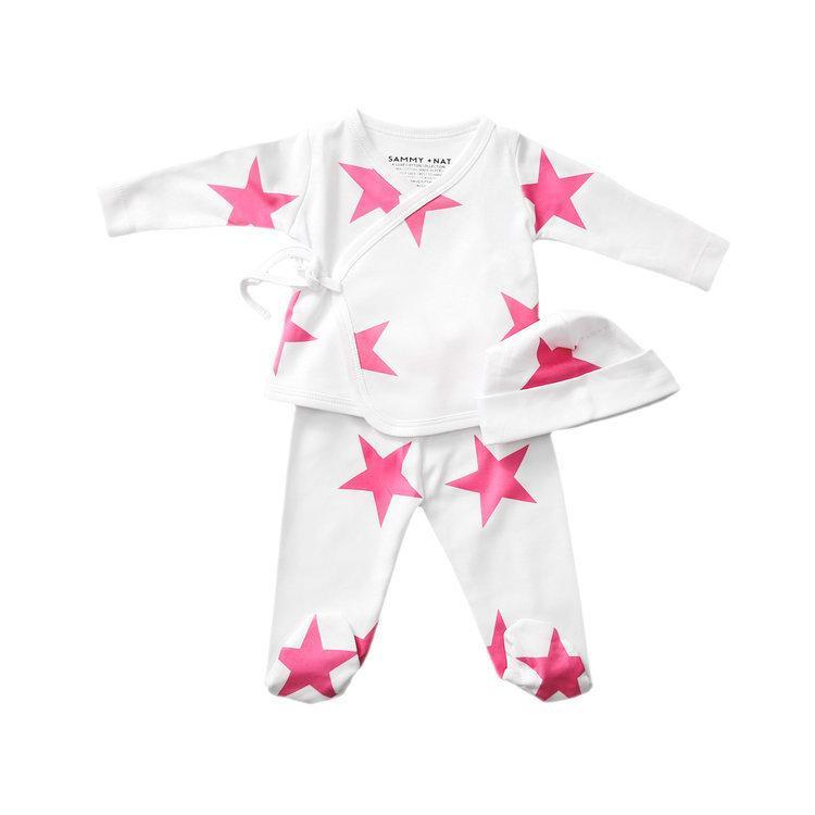Pink Bold Star Take Me Home Set