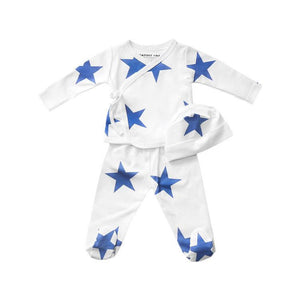 Blue Bold Star Take Me Home Set