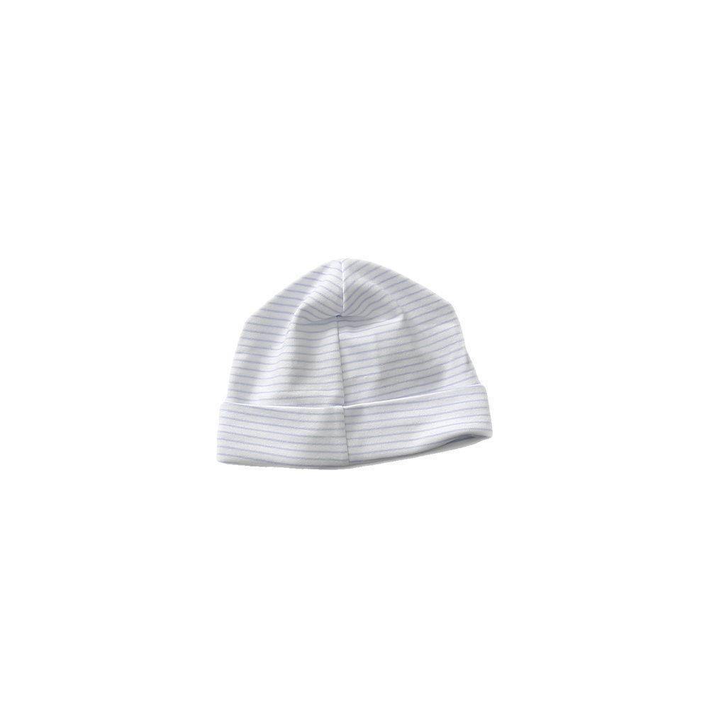 Light Blue Stripe Receiving Hat