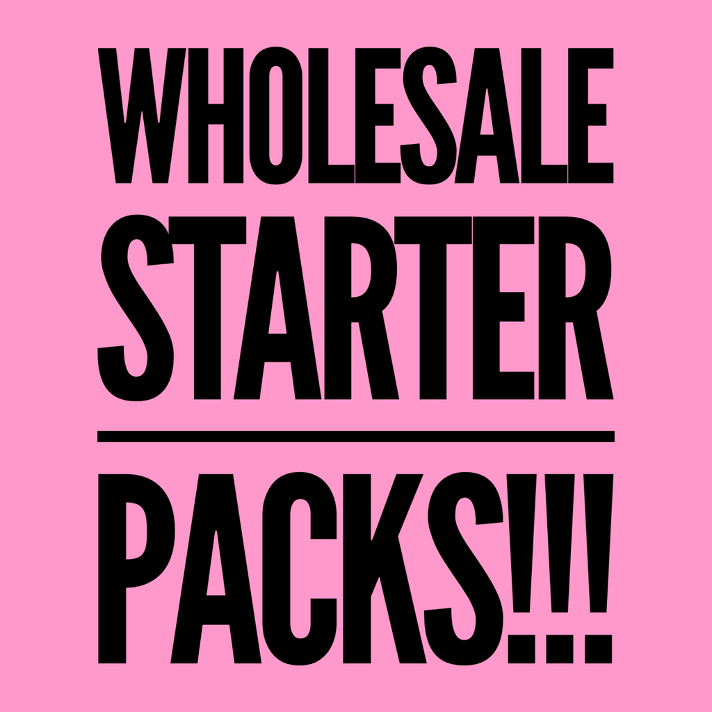 WHOLESALE STARTER PACK