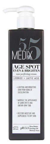 Medix 5.5 Age Spot Even + Brighten Tone Perfecting Cream