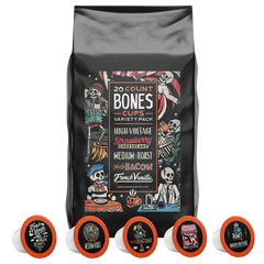 Bones Cups Single Serve