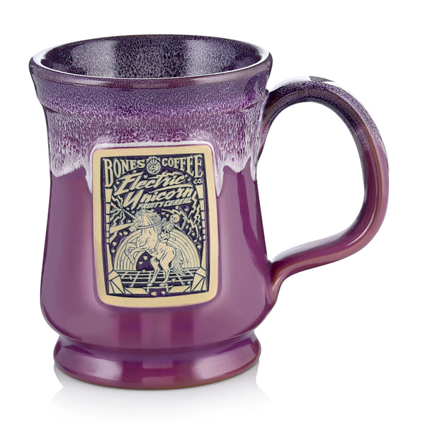 Electric Unicorn Mug from Bones Coffee Company