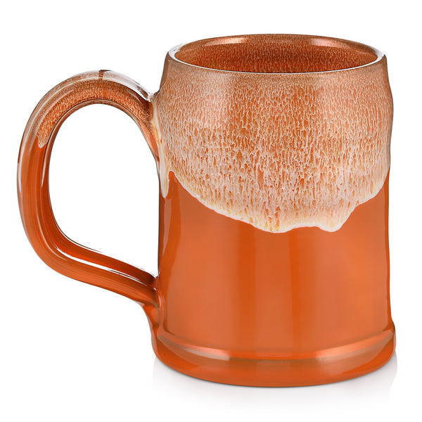Wunderbones Handthrown German Tankard from Bones Coffee Company