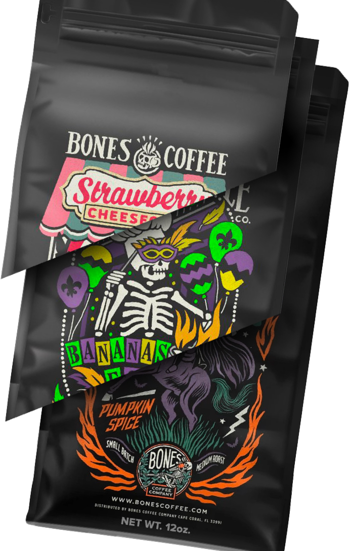 Coffee Club - Best of Bones - 3 bags