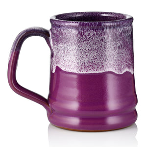 Electric Unicorn Handthrown Mug