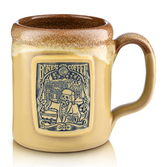 Eggnog Handthrown Mug